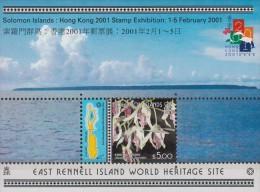 Solomon Islands.2001. Sheet.1v.Michel.63.MNH.21364