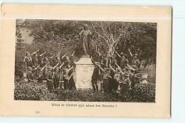 La SEYNE - VAR - Scouts De France : Troupe Du Collège à L' Institution Ste Marie - 2 Scans - Scoutisme