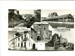 CP - CHATILLON SUR CHALERONNE (01) - Châtillon-sur-Chalaronne