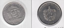 1992-MN-102 CUBA UNC  1992 1$ CU-NI KM391. ERNESTO CHE GUEVARA - Cuba