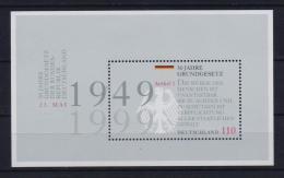GERMANY STAMPS BLOCK  MICHEL 48/1999-MNH-COMPLETE SET(30) - BRD