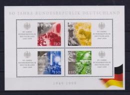 GERMANY STAMPS BLOCK  MICHEL 49/1999-MNH-COMPLETE SET(30) - BRD