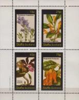Staffa (Scotland).1982.Sheet.II. 4v.MNH.21376