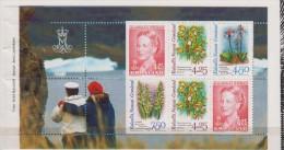 Greenland.1996.Booklet..6v.Michel.7.MNH.21386