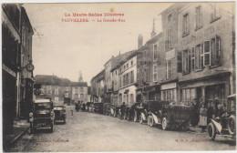 VAUVILLERS - La Grande Rue - Autres Communes