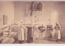 PIETREBAIS : Sanatorium Du Domaine De La Chise - Section D'Orthopédie - Incourt