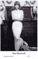 ELSA MARTINELLI - Film Star Pin Up - Publisher Swiftsure Postcards 2000 - Artiesten