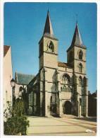 52 - CHAUMONT (Hte-Marne) - Basilique St-Jean - Portail Principal - Ed. Cim Combier N° 3.26.83.0010 - Chaumont