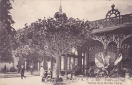 Evian Les Ains - Terrasse De La Buvette Cachat - Evian-les-Bains