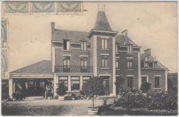 25092g Château Van Der Bruggen Court St Étienne - Court-Saint-Etienne