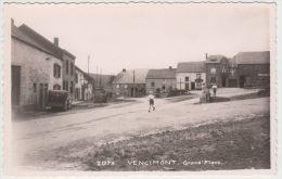 """25103g  FONTAINE - GRAND'PLACE - """"BIERES"""" - """"L'ABEILLE"""" - Vencimont - Carte Photo - Gedinne"""