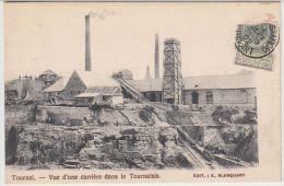 25118g  CARRIERE Dans Le TOURNAISIS - Tournais - 1902 - Tournai