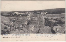 25121g  CARRIERES De MABRE - Rance - 1903 - Sivry-Rance