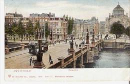 AMSTERDAM 77 HOOGESLUIS 1905 (TRAMWAY) - Amsterdam