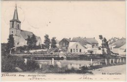 25163g  ANCIENNE CARRIERE - ETANG - Rance - 1903 - Sivry-Rance