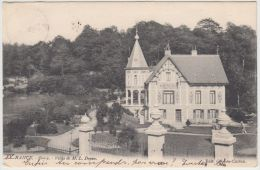 25171g   VILLA De M. L. DOYEN - Sivry  - 1903 - Sivry-Rance