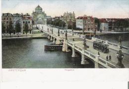 AMSTERDAM 135 HOOGESLUIS (TRAMWAY) 1905 - Amsterdam