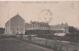 College De Ste Marie La Maladerie Caen Vue D Ensemble Pli En Haut Coin Gauche - Caen