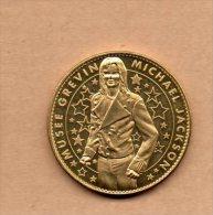 Monnaie Arthus Bertrand :  Musée Grévin - Michaël Jackson - Arthus Bertrand