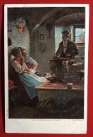 DIE FLACHSHAARIGEN DEANDI / GERMAN FOLKLORE S: EMIL RAU - Costumi