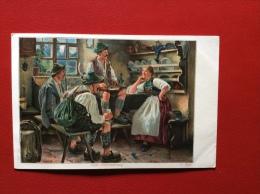 GUTE UNTERFALTUNG / GERMAN FOLKLORE S: EMIL RAU - Costumi