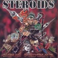 STEROIDS : Sous Produit - LP - MASS PROD - NOCO - HARDCORE PUNK - Punk