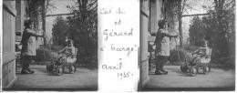 TARGE - PN 004 - VIENNE - Avril 1935 - Plaques De Verre