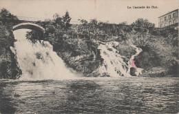 CPA - AK Coo La Cascade Hotel Amel Wasserfall Brücke Bei Trois Ponts Lüttich Liege Malmedy Spa Verviers Belgien Belgique - Trois-Ponts