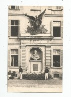 Cp , 78 , VERSAILLES , Militaria , Buste De LAZARE CARNOT , école Militaire , Dos Simple , Vierge - Versailles