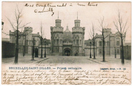 Bruxelles, Saint Gilles, Prison Cellulaire (pk20318) - St-Gillis - St-Gilles