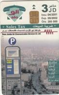 JORDAN - Auto Park, 04/01, used
