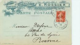 Annemasse : Fabrique De Meubles Rossier - Annemasse