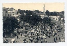 CPSM Tanger - La Place Du Grand-Socco - Tanger
