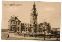 Antwerpen, Zuidstatie, La Gare Du Sud, Tram (pk20338) - Antwerpen