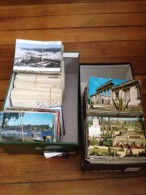 LOT DE 1000 CARTES POSTALES MODERNES FRANCE ET ETRANGER - 500 Postcards Min.