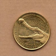 Monnaie Arthus Bertrand :  Sarcosuchus Imperator - 2007 - 2007