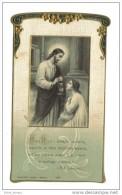 Image Pieuse Bourges Eglise St Bonnet 1917 - Images Religieuses
