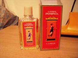 Flacon  De Parfum Lotion POMPEIA à Moitié Vide - Bottles (empty)