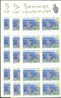 France - 2004 - Bonnes Vacances(EUROPA) - Carnet, YT BC 3672, Neuf**, 3x, Non Plie - Booklets