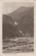 AK Krimml Krimmler Wasserfälle Land Salzburg Pinzgau Bei Wald Bramberg Gerlos Neukirchen Zell - Krimml