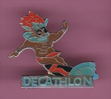 44653-Pin's.Surf.Decathlon.. - Water-skiing