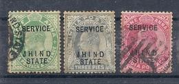 140020426  JHIND  YVERT  SERVICE  Nº  25/7 - Jhind