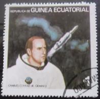 Guinée équatoriale ASTRONAUTE Oblitéré - Space