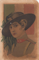 CHERUBINI /  ILLUSTRATORE _ Viaggiata 22.1.1917 - Illustrators & Photographers