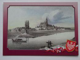 Sokal Bernardine Kloster      Polish Postcard - Histoire