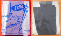 Ancien Bas Année 60/70 Polyamide Nylon Qualité Solide (ESBA) - Bas