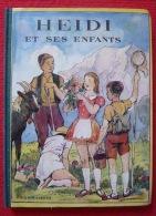 Heidi Et Ses Enfants - Livres, BD, Revues