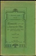 very old book Kamnik 1908. KAMNISKE ali SAVINJSKE ALPE Seidl, MANY MAPS Slovenija Ljubljana matica slovenska laibach RR