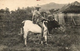 LESSOUTO  Mossouto En Voyage - Lesotho