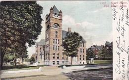 Court House Fall River Massachusetts 1908